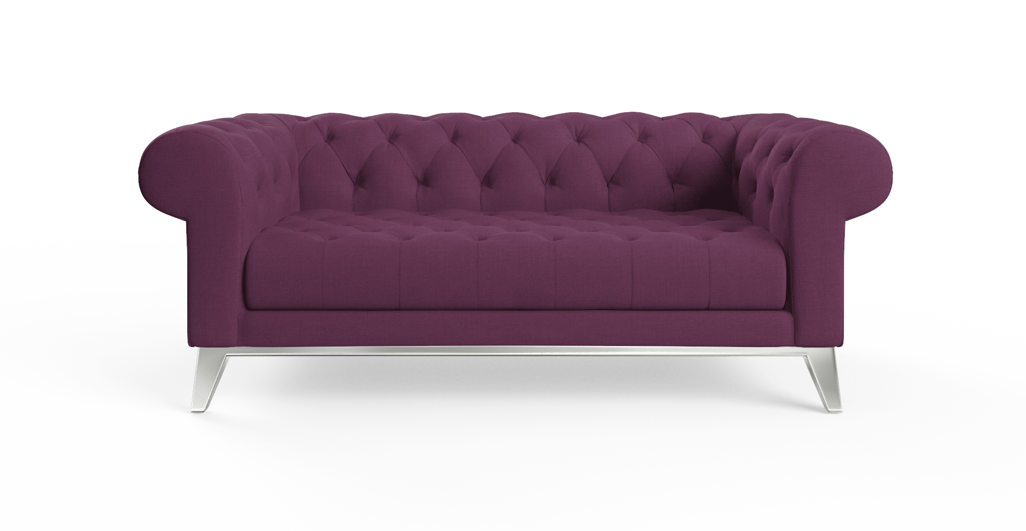 Purple couch png. Buy cullen seater sofa