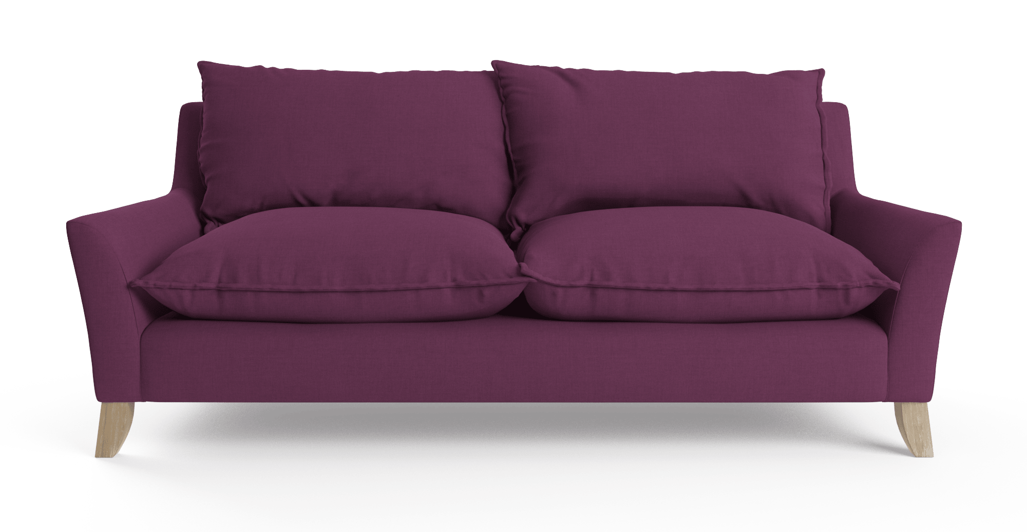 Purple couch png. Buy charleston seater sofa