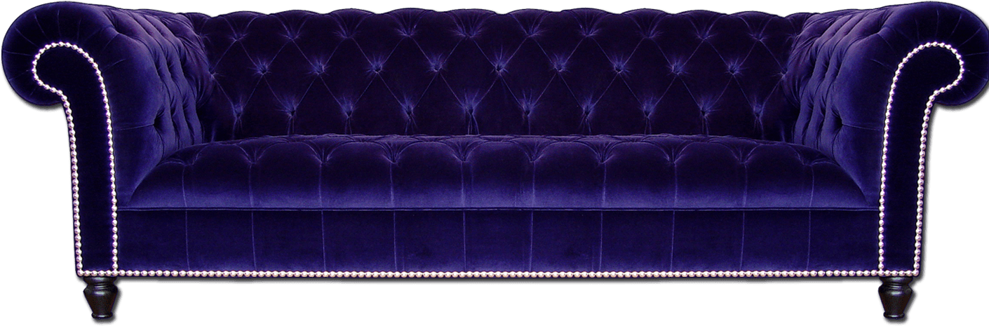 Purple couch png. Trans sofa french bulldogs