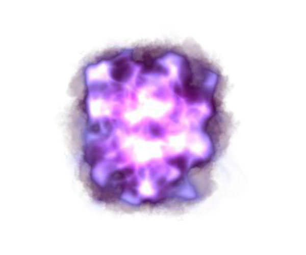 Purple particles png. Magic fire royalty free