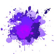 Purple paint splatter png. Kids premium t shirt
