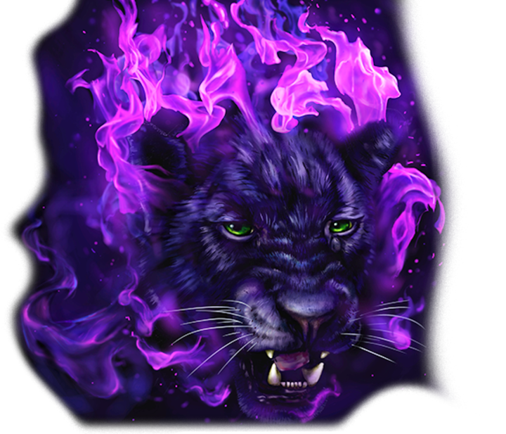 Purple panther png. The panhandle panthers scorestream