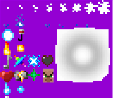 Purple particles png. Particle nova skin particlepng