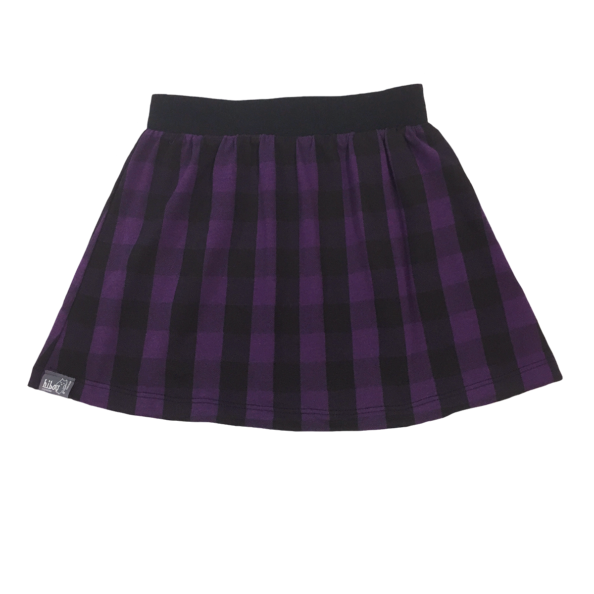 Skirt clipart purple object. Buy black plaid at