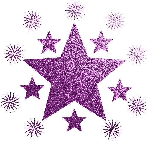 Purple sparkles png. Sparkle by jannied on