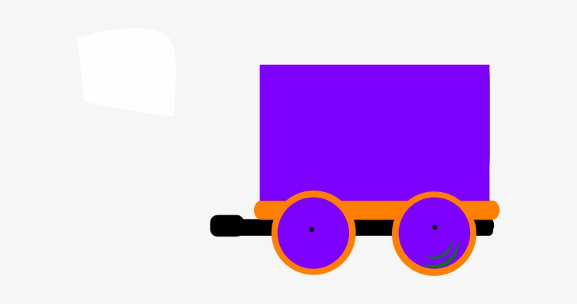 Purple train. Clipart x png