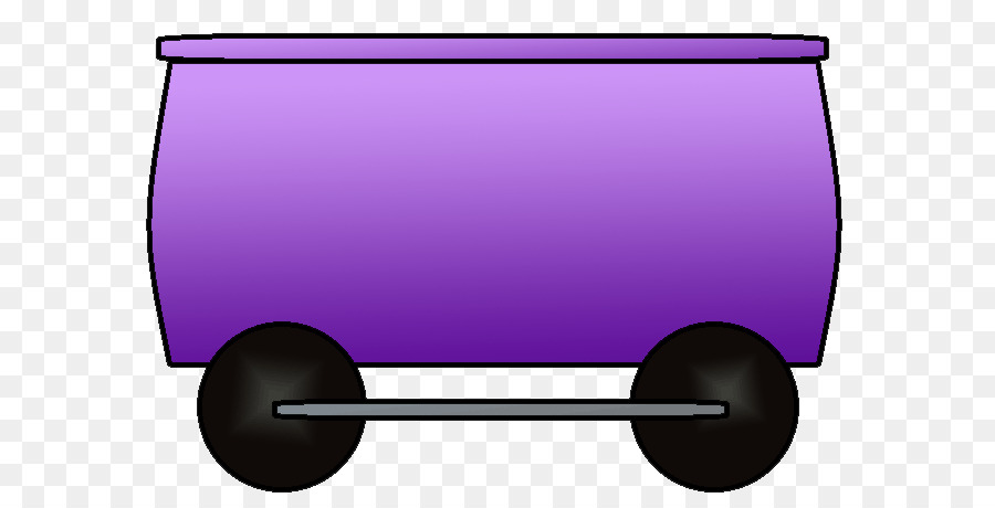 Purple train. Rail transport passenger car