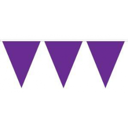 Purple triangle banner png. Plastic flag m