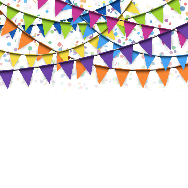 Purple triangle banner png. Flag confetti stock photography