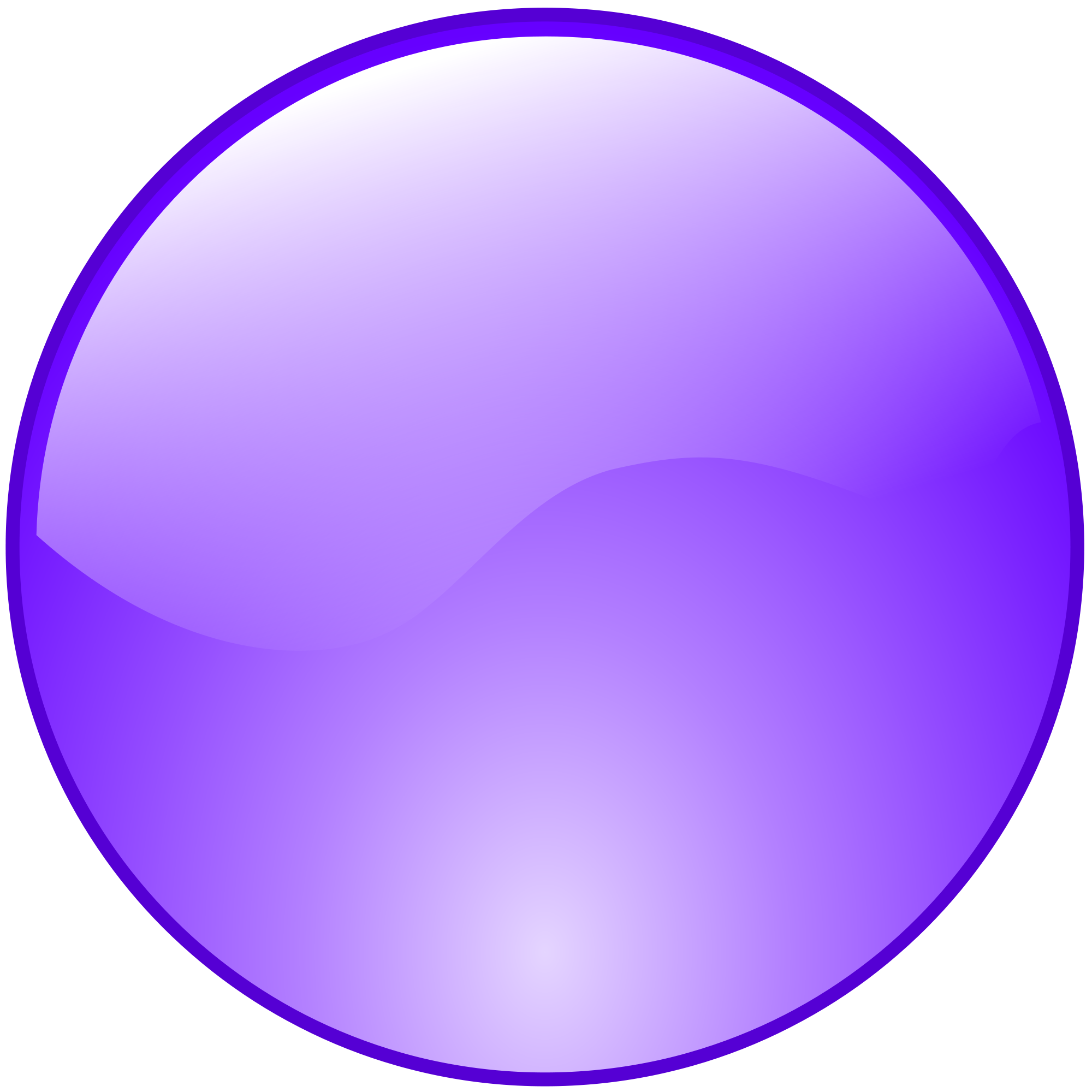 Purple dot png. File button icon violet