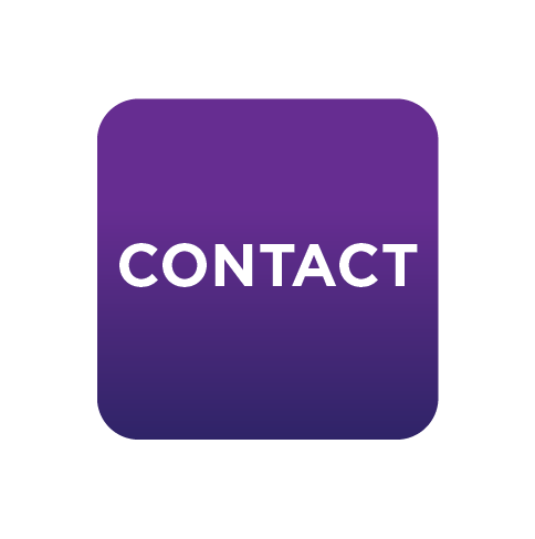 Purple web buttons png. Couch contact button student