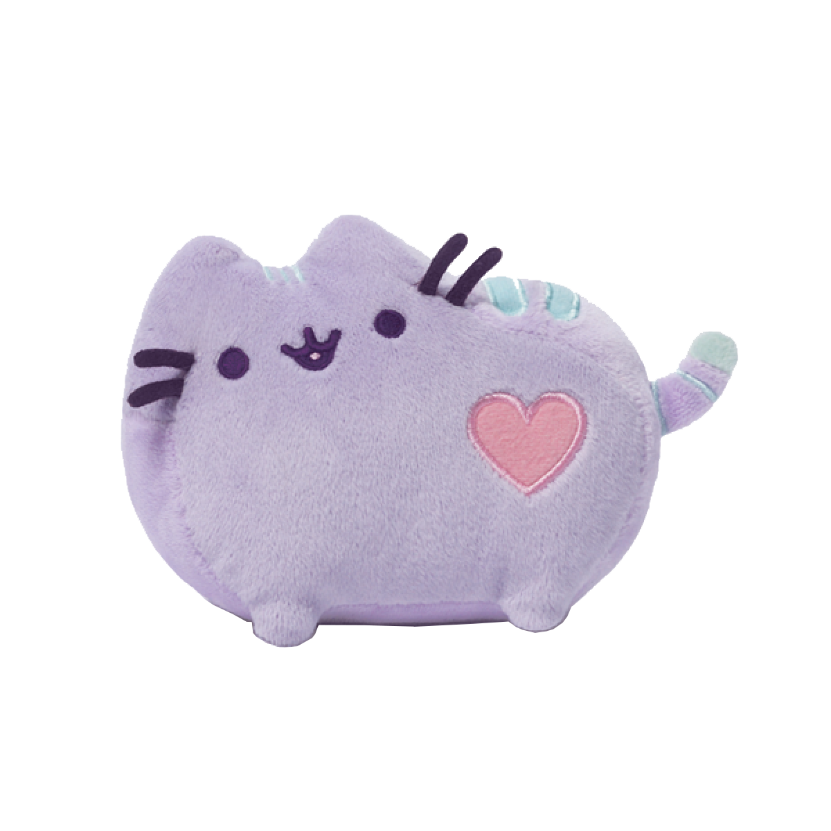 Pusheen cats purple png. Pastel plush popcultcha present