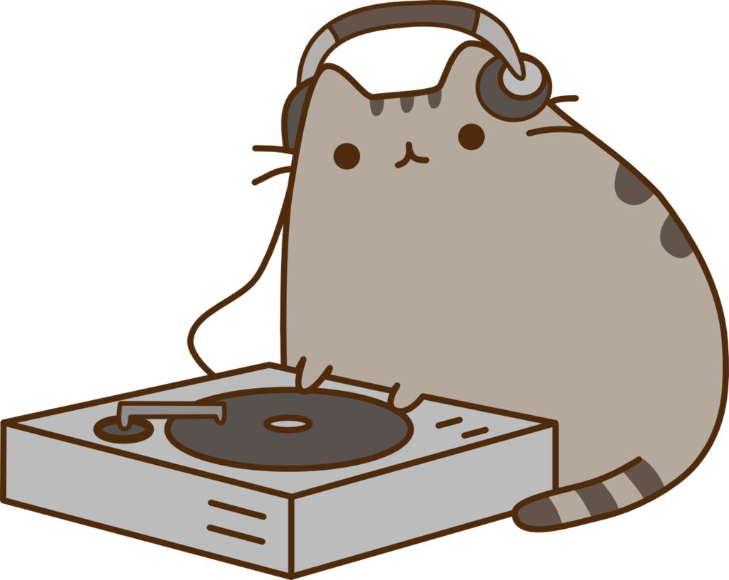 Pusheen computer png. Cat images in collection