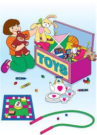 Put away clipart. Toys google search chore
