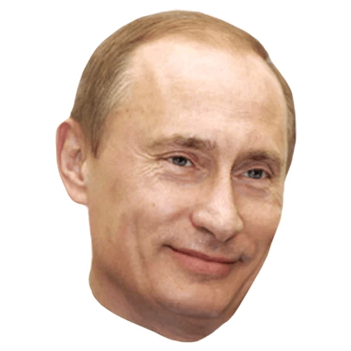 Putin face png. Vladimir president of russia
