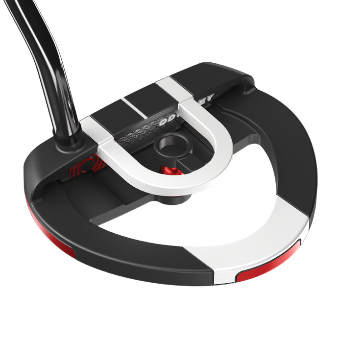 Putter clip. Odyssey red ball