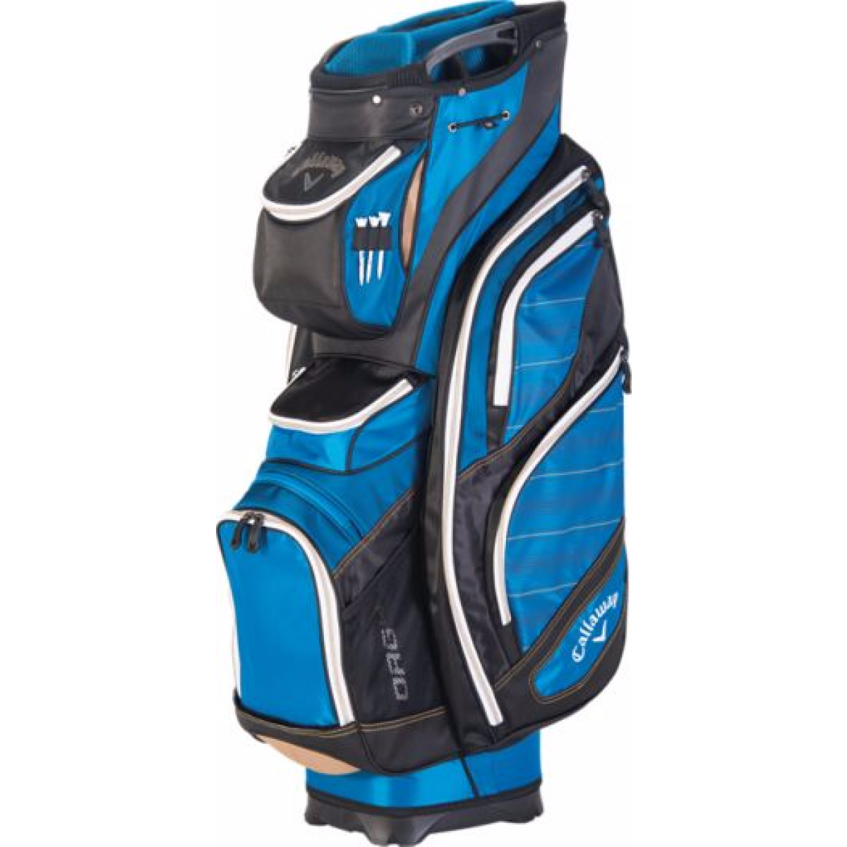 Putter clip golf bag. Callaway org cart from