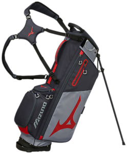 Putter clip golf bag. Mizuno bags br d