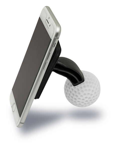 Putter clip holder. The latest innovation for