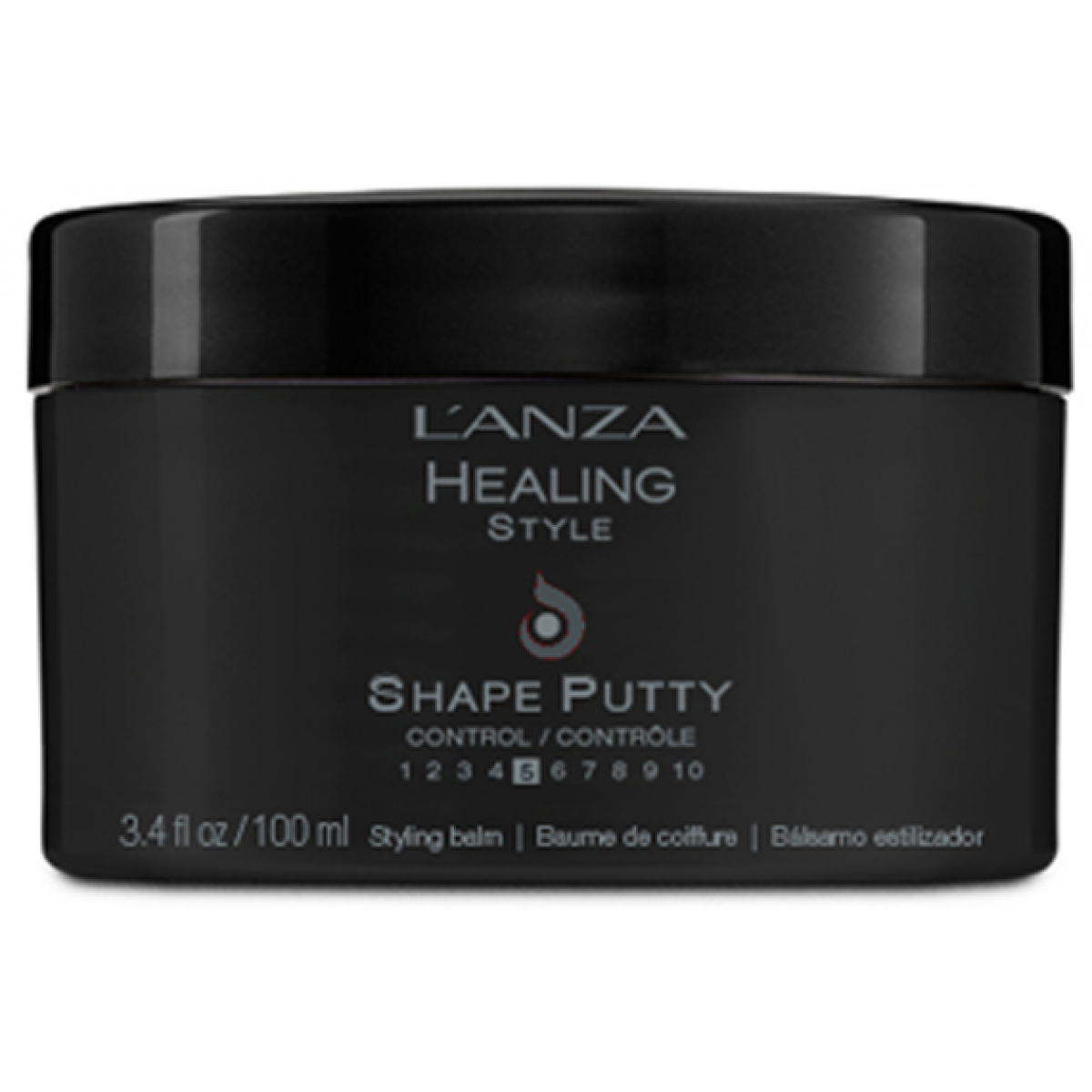 Putty transparent. L anza healing style
