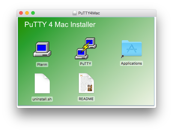 putty transparent