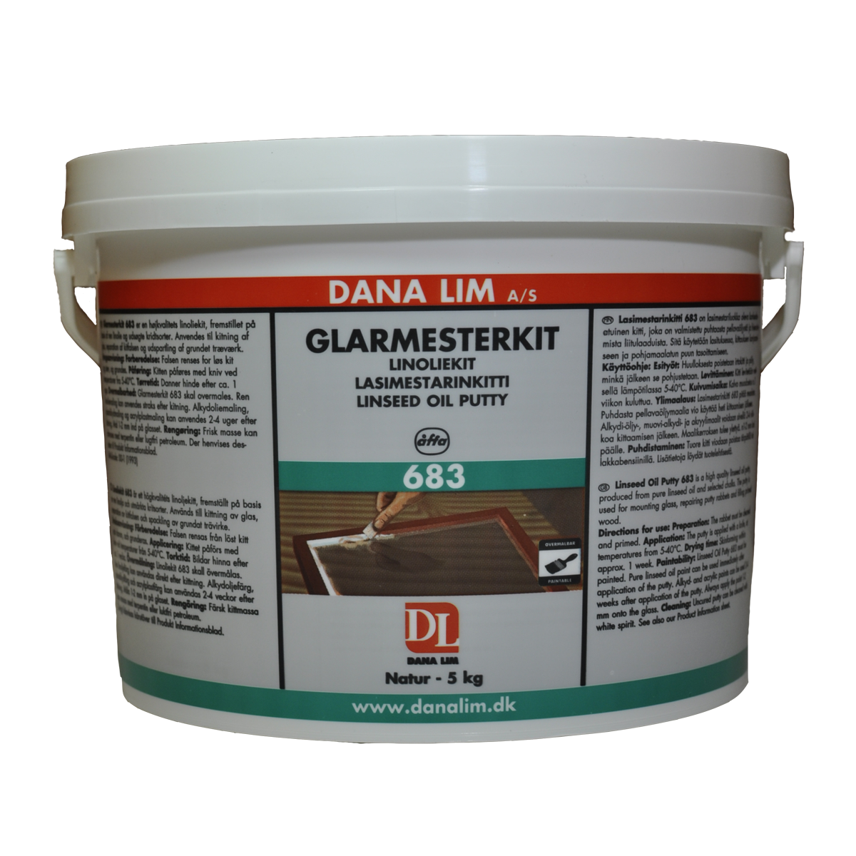 Linseed oil kg uula. Putty transparent picture black and white stock