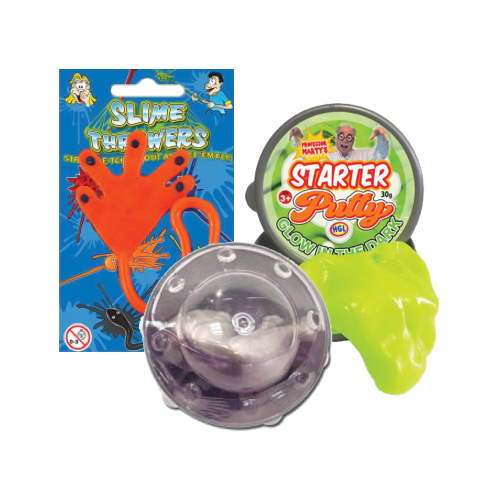 Putty transparent toy. Wholesale slime harrisons direct