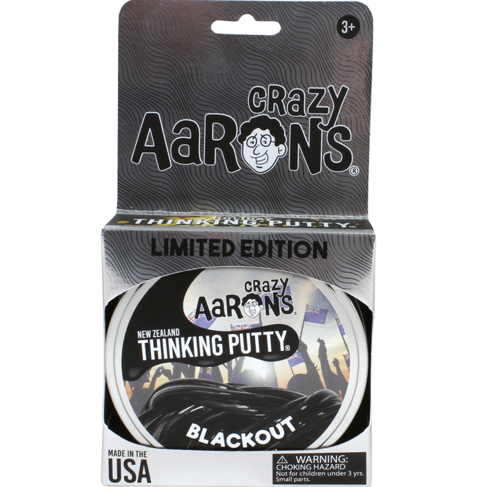 Putty transparent crazy aaron's. Aaron s thinking blackout