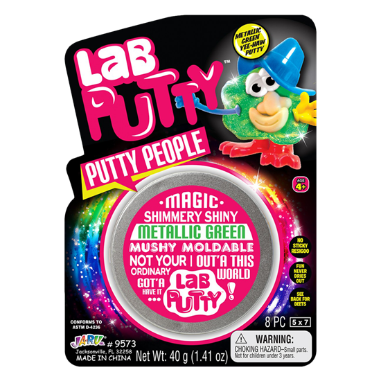 Putty transparent toy. Mind games canada s