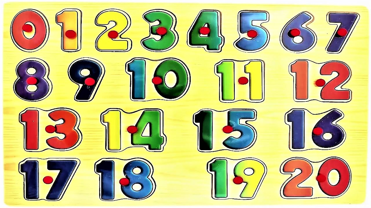 Puzzle clipart number puzzle. Numbers game learn to
