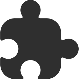 Puzzle icon png. Download mono business icons