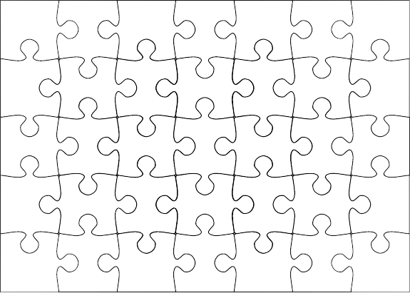 Puzzle overlay png. Complete blufftitler community an