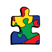 Puzzle transparent autism. Piece by nyist spreadshirt