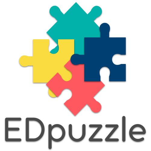 Puzzle transparent logo. Add questions to videos