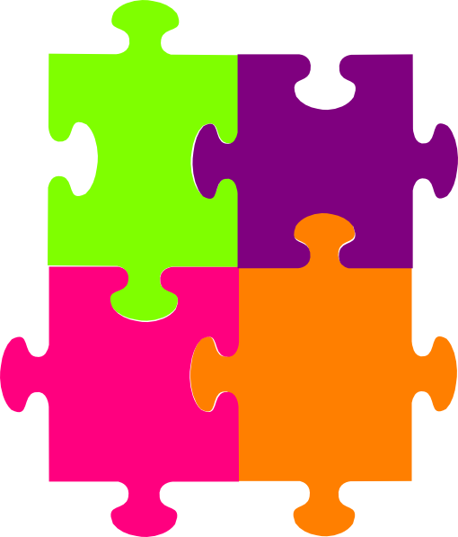 Puzzle vector png. Jigsaw pieces clip art