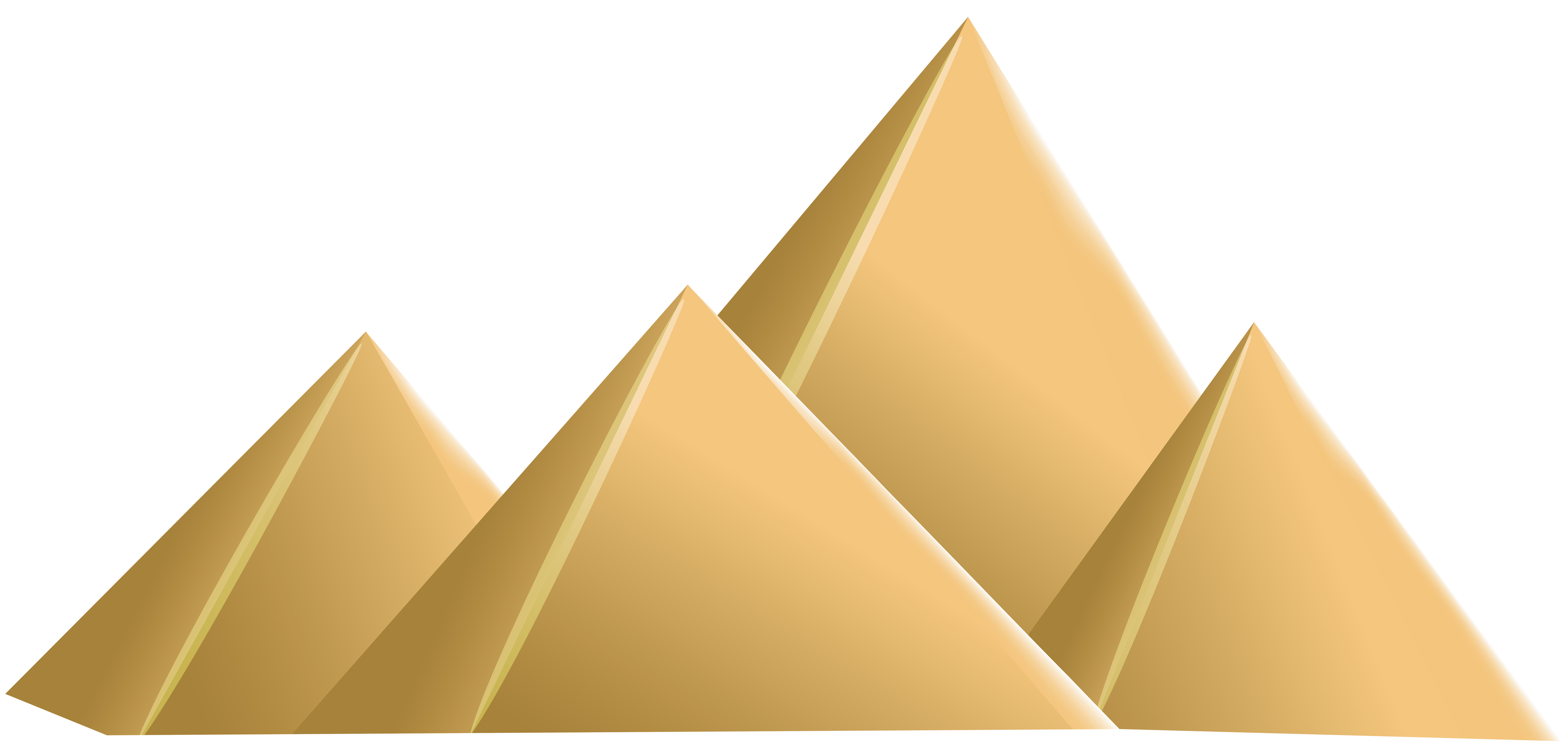 Egyptian png clip art. Pyramids clipart jpg royalty free download