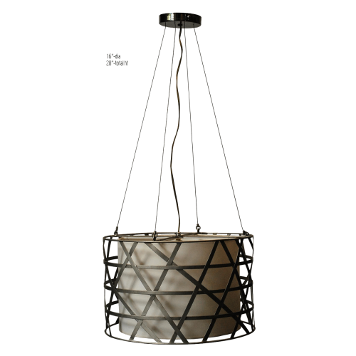 pyramid nest light chandelier png