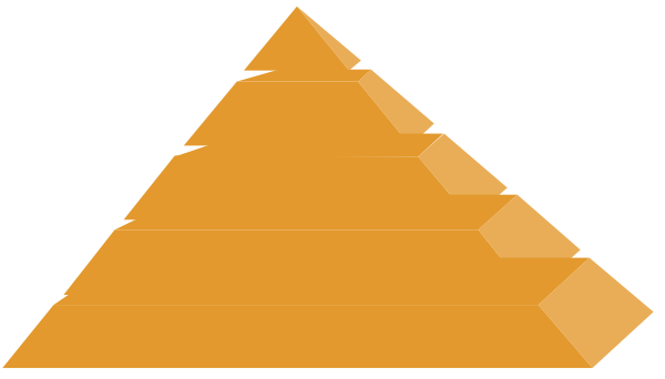 Pyramids clipart scene. Egyptian at getdrawings com