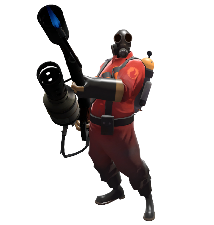 Team fortress wiki fandom. Pyro transparent png transparent stock