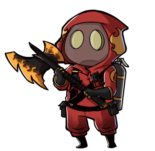 Pyro transparent drawing tf2. Steam community guide a