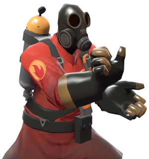 Pyro transparent drawing tf2. Yhteis n strategia official