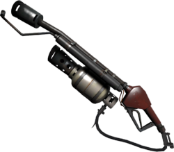 The team fortress console. Flamethrower transparent pyro png freeuse stock