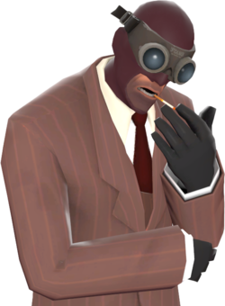 Pyro transparent gibus. Pyrovision goggles official tf