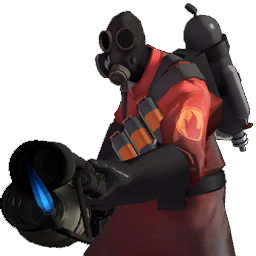 Pyro transparent head tf2. Class article team fortress