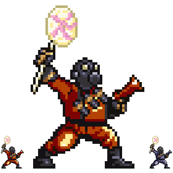 Pyro transparent pixel art. Tf by drclosure on