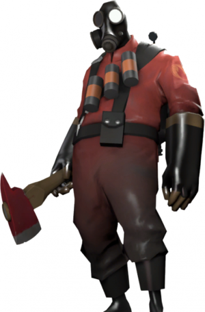 Pyro transparent reference tf2. Team fortress google search