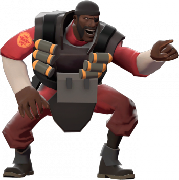 Pyro transparent reference tf2. List of references demoman