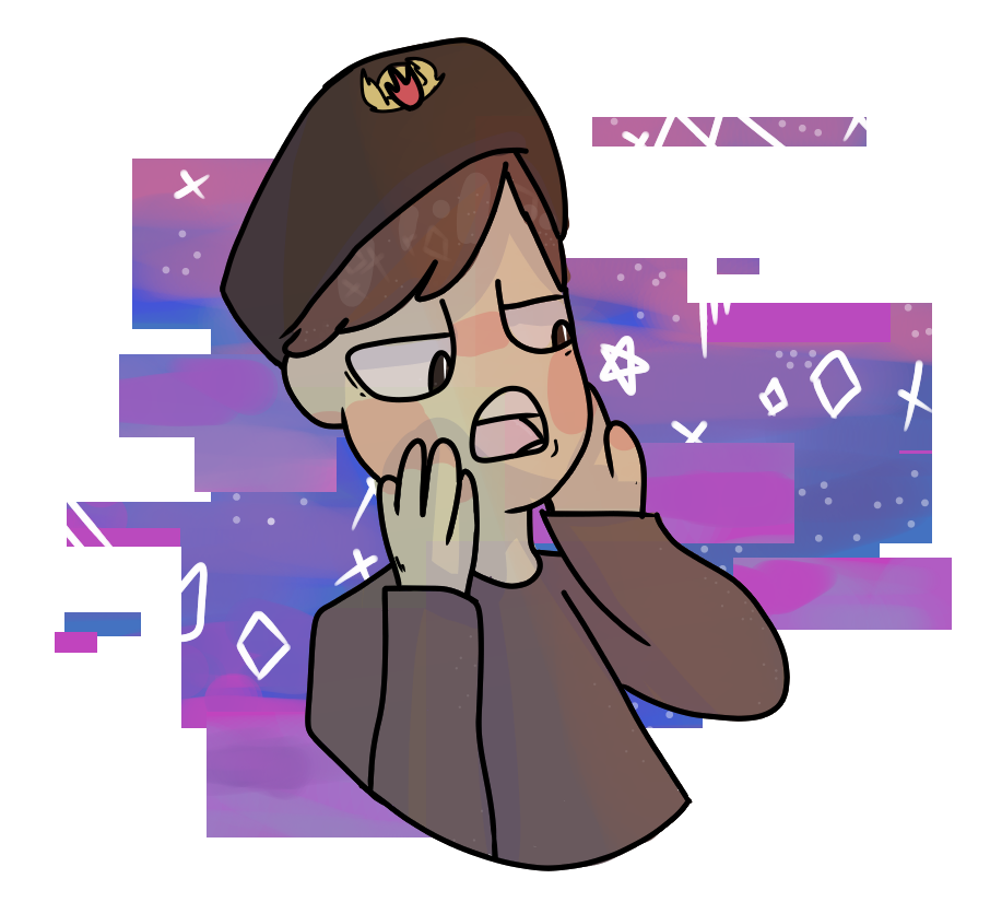 Pyro transparent thicc. By norgiepoo on deviantart