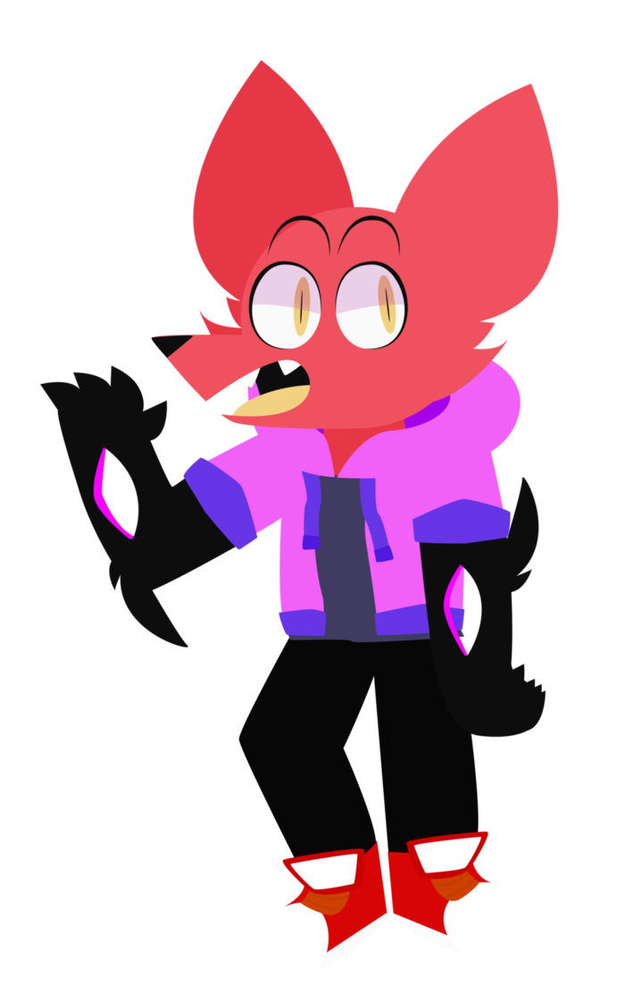 Pyro transparent thicc. By coonbot on deviantart