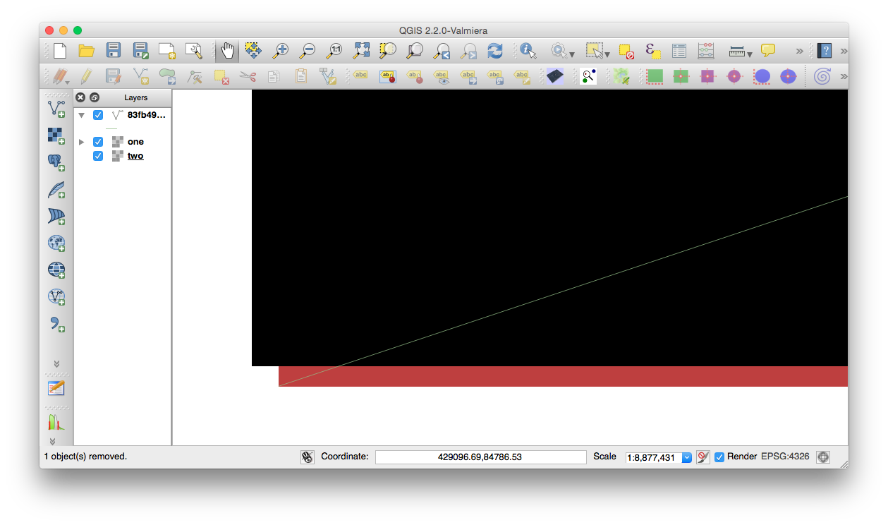 Qgis clip cutline. Raster how can i